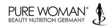 pure-woman-beauty-nutrition logo